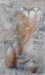 Elvio MARCHIONNI - Gemälde - S.T.