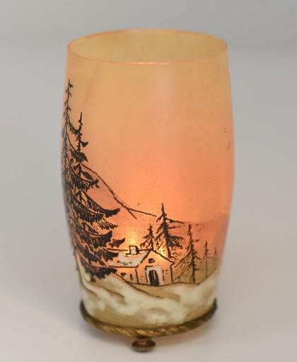 François-Théodore LEGRAS - Vase miniature