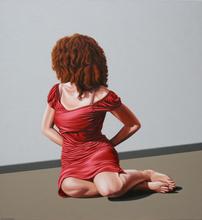 Erlend STEINER LOVISA - Painting - Marleen 2    (Cat N° 4544)