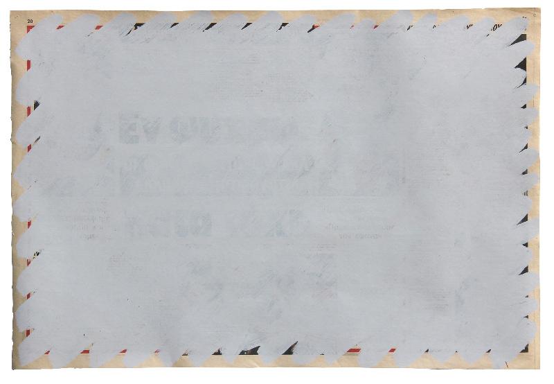 Antonio SCACCABAROZZI - Pittura - Quantità in muta