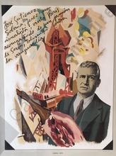 EQUIPO CRÓNICA (act.1964-1981) - Solana en Paris. Serie Los Intelectuales