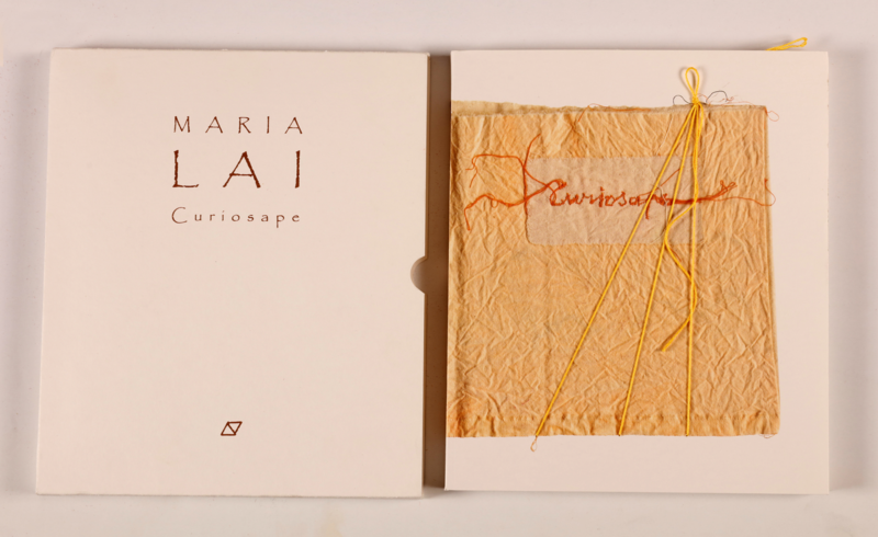 Maria LAI - Sculpture-Volume - Curiosape