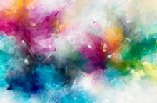 Deniz ALTUG - Painting - Let Love Bloom