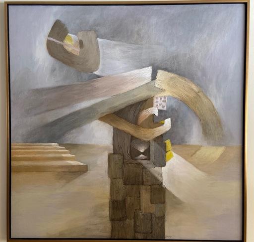 Fernando DE SZYSZLO - Pittura - Punchao / Orrantia