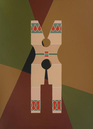 Enrique Rodriguez GUZPENA - Painting - Apunte de lucero