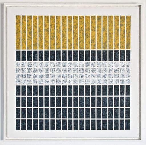 Sascha LANGER - Painting - Rasterkomposition