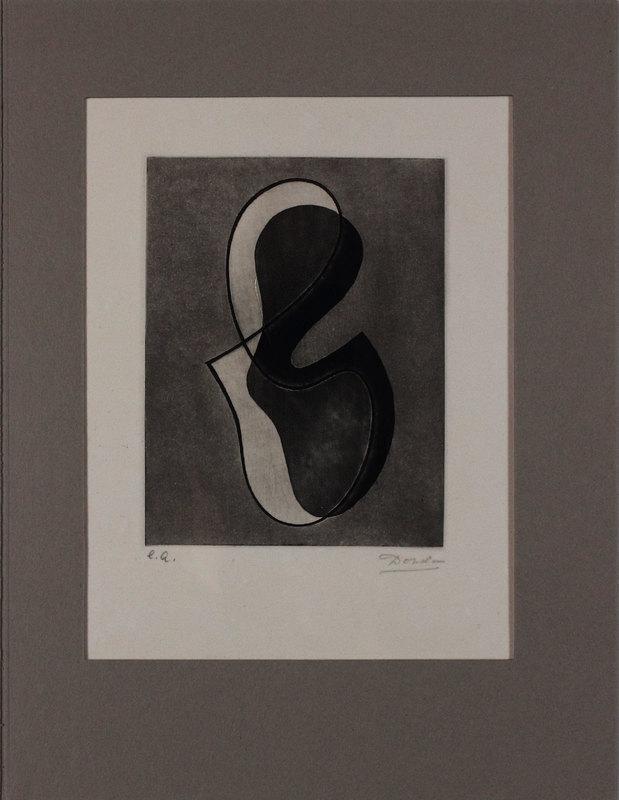 César DOMELA - Print-Multiple - Senza titolo da 'Avanguardia internazionale', vol. 4
