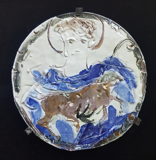 Lucio FONTANA - Ceramiche - San Luca