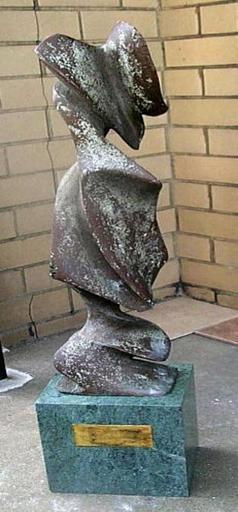 Alexander ARCHIPENKO - Escultura - Silhouette