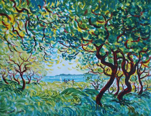 Pierre PASCALET - Peinture - HYERES