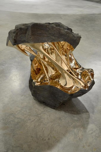 Romain LANGLOIS - Sculpture-Volume - Attraction de l'espace