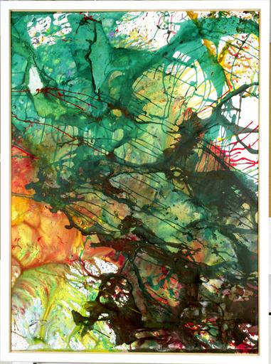 Shozo SHIMAMOTO - Pittura - Heiwa No Akashi 2007-01