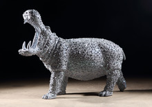 Kim IN TAE - Sculpture-Volume - Hippo