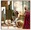 Jesus HERRERA MARTÍNEZ - Gemälde - La aglución del apóstata
