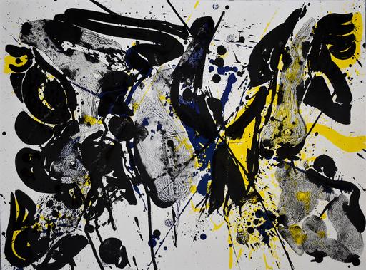 Sam FRANCIS - Estampe-Multiple - For Miró I