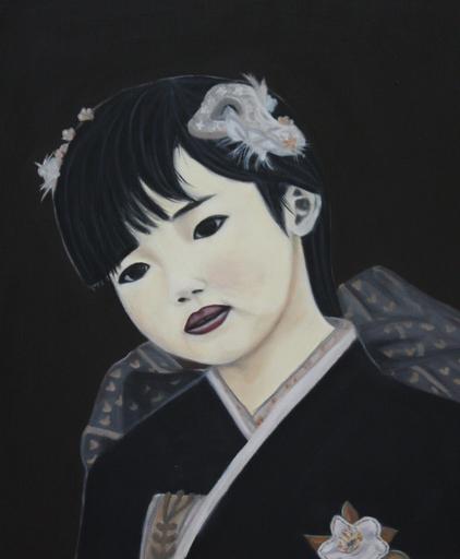Eva Janina WIECZOREK - Gemälde - Aiko