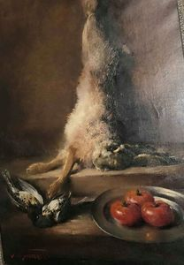 Simon VAN GELDEREN - Painting - Nature morte