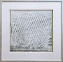 海因茨·马克 - 版画 - Rotor grey-white