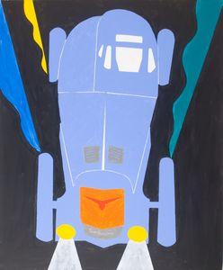 Ernesto TATAFIORE - Peinture - Auto Mas