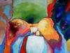 Claude THIEL DE NEUVILLE - Peinture - Passion isotherms n°15