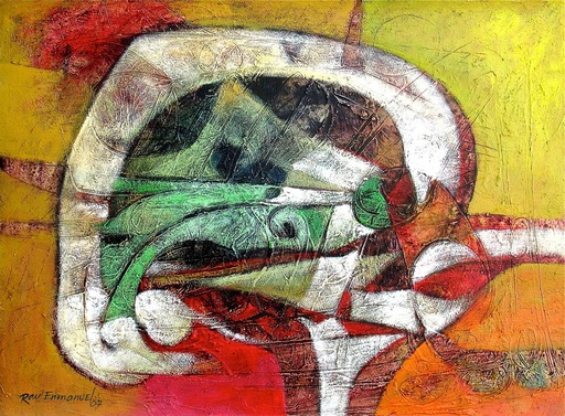 Raul ENMANUEL - Pintura - Objectivo