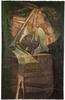 Raul ENMANUEL - Pintura - Forma con figura #4