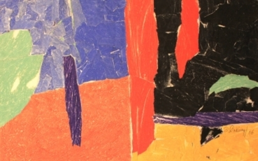 Dikran DADERIAN - Peinture