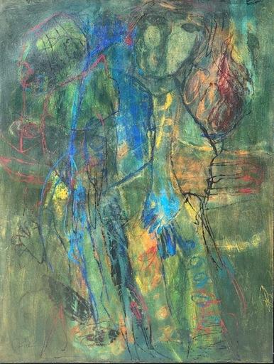 Gina PELLON - Pintura - Agua Blanca