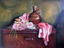 Payal TRIPATHI - Pintura - Still Life