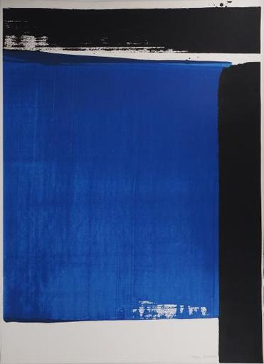 Pierre SOULAGES - Estampe-Multiple - Silkscreen n°16