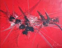 """乔治•马修 - 绘画 -  """"HOMMAGE INOUBLIABLE"""""""