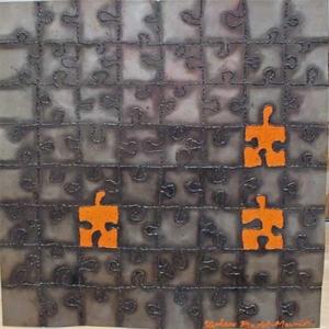 Stéphane FRADET-MOUNIER - Scultura Volume - Puzzle