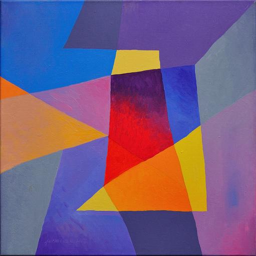 Istvan JARMECZKY - Painting - PRISM