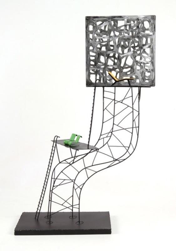 Frédéric LAVAUD - Escultura - Art Thérapie