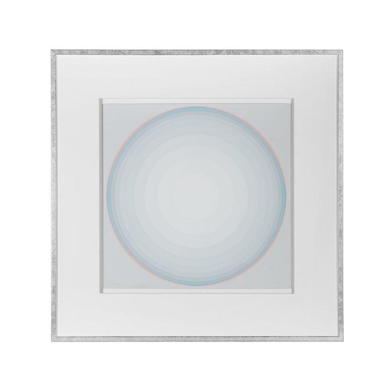 Lothar QUINTE - Print-Multiple - Silber-Quasar III