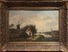 Jan Jacob SPOHLER - Peinture - Winter Sommer