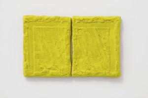 Pino PINELLI - Painting - Pittura G 2 elementi
