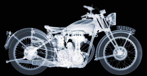 Nick VEASEY - Photography - Matchless