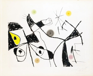 Joan MIRO - Estampe-Multiple - Mallorca