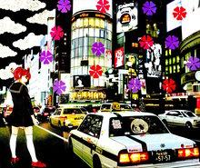 Hiro ANDO - Gemälde - pandasan 57-57