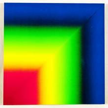 Getulio ALVIANI - Pintura - Cromia spettroligica, studio
