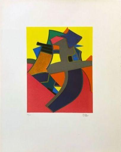 Maurice ESTEVE - Print-Multiple - Balmoure
