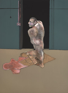 Francis BACON - Print-Multiple - Study for a portrait of John Edwards