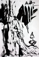 Saverio FILIOLI - Drawing-Watercolor - Untitled