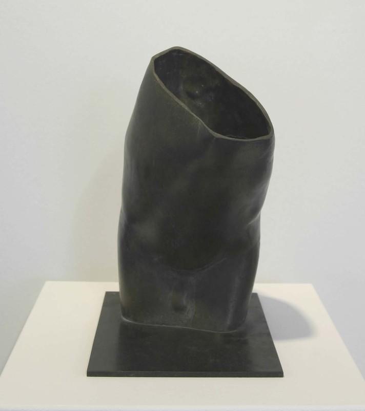 Waldemar OTTO - Sculpture-Volume - Torso eines Golfspielers