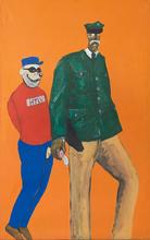ENDART - Pintura - Der Intimbereichsbeamte