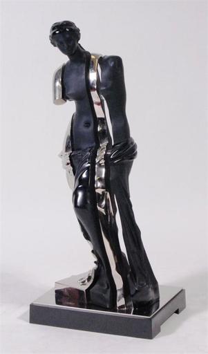 "Fernandez ARMAN - Sculpture-Volume - ""L'âme de Vénus"" (Mind of Venus)"