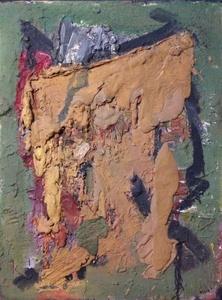 Bram BOGART - Painting - Encage