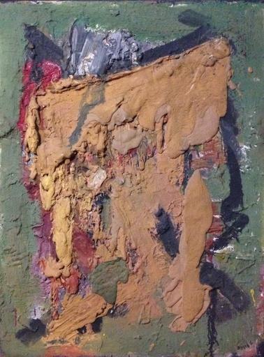 Bram BOGART - Peinture - Encage