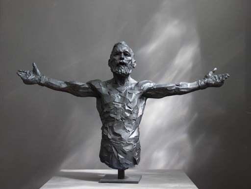 Yoann MERIENNE - Sculpture-Volume - La Victoire